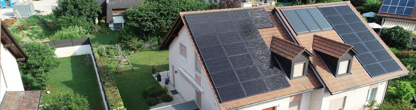 Installations panneaux solaires