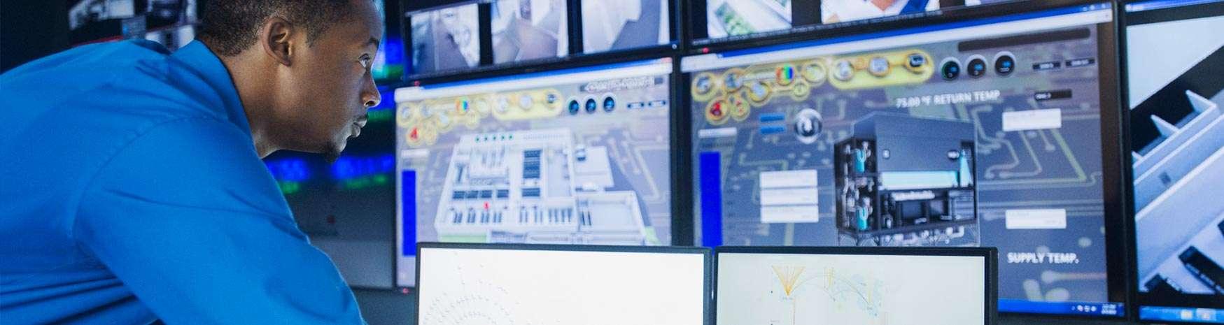 Sécurité et systèmes de surveillance