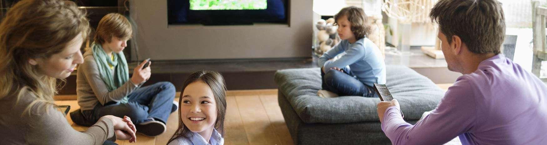 Offres combinées internet, TV, téléphonie fixe ET MOBILE