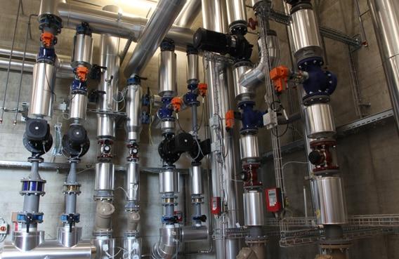 Production SEIC de chaleur renouvelable