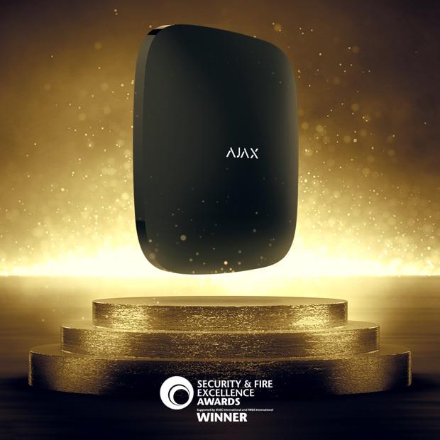 AJAX – Système de sécurité sans fil