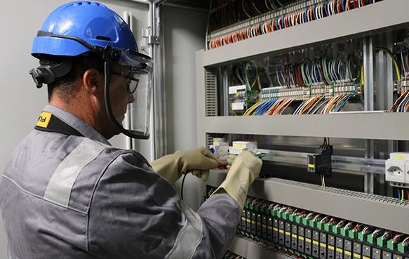 Installations électriques – particuliers