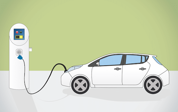 Installation borne recharge voiture electrique – Nyon – Procab