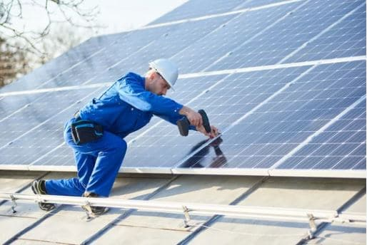 Installations panneaux solaires photovoltaïques